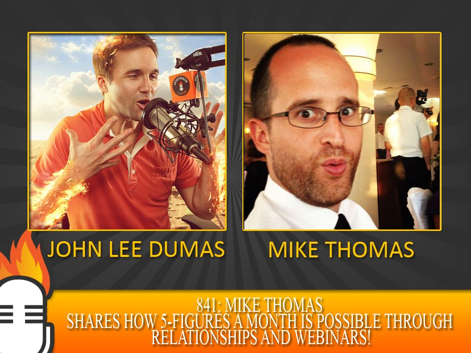 An AWESOME AH-HA moment from Mike Thomas! Listen here Fire Nation!