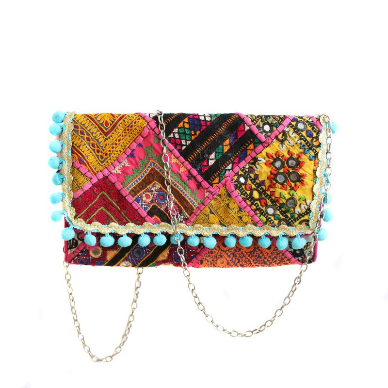 VIDA Statement Bag - SAND by VIDA UuDSeuiL