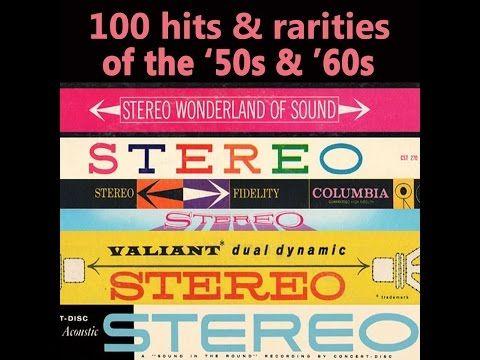 Various Artists - 100 Essential 1960s & 1950s Hits (AudioSonic Music) [Full Album] - YouTube