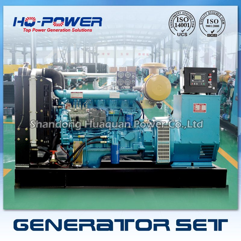 100kw Ac Synchronous Generator Hign Quality Diesel Engine