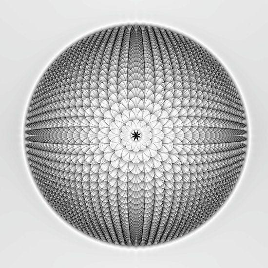 Monochrome Sphere