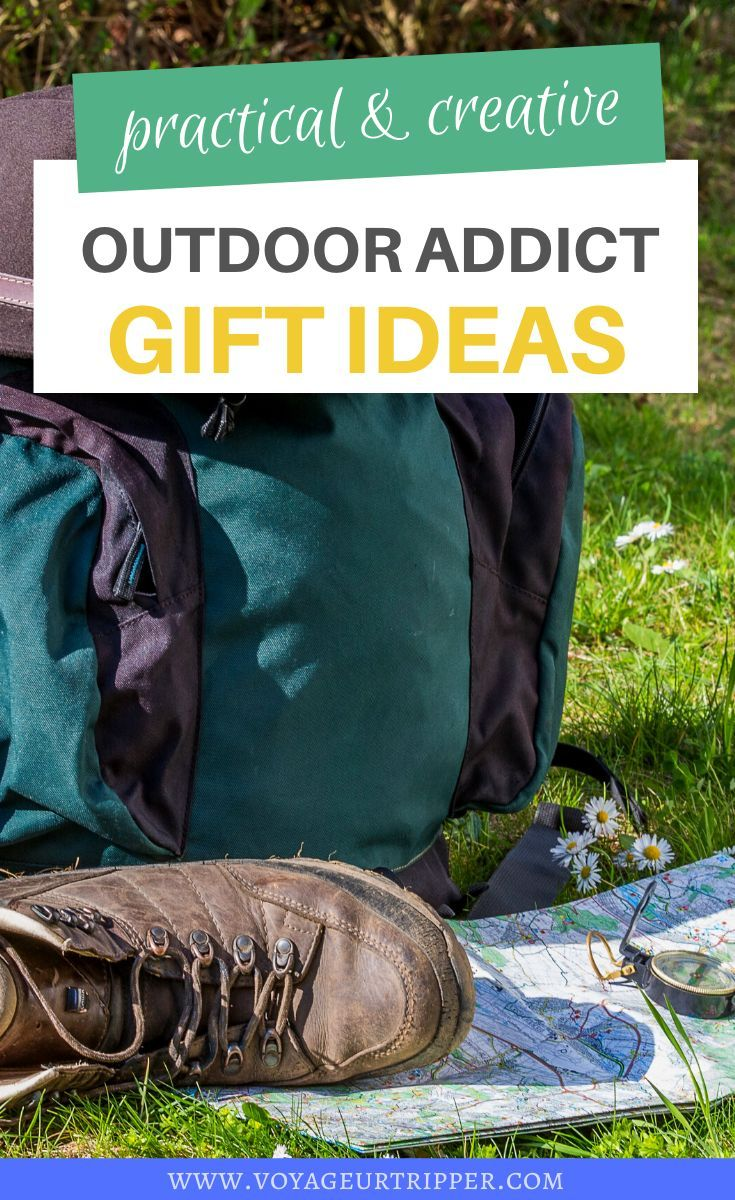 Photo of 21 Creative & Practical Gift Ideas for Hikers and Campers