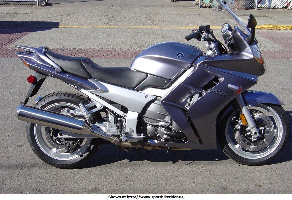 2004 Yamaha Fjr 1300 Sport Bikes Super Bikes Touring Motorcycles