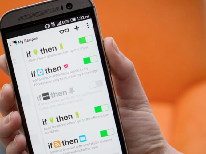 How to get the most out of IFTTT for Android ANDROID