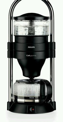 Kaffeemaschinesparen25 Hd5405 12 Gourmet Philips Schwarz Cafe Tassen BCdoxe