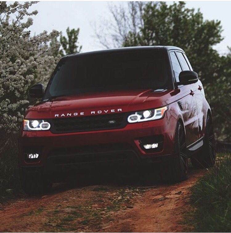 In love with Range Rover    by Juampi*