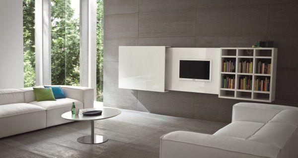 am nagement salon bien int grer un cran tv pi ces de. Black Bedroom Furniture Sets. Home Design Ideas