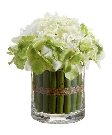 Take a look at this hydrangea bouquet arrangement by for Allstate floral and craft