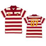 Harry Potter 07 Striped Polo Adult fashion, Harry potter