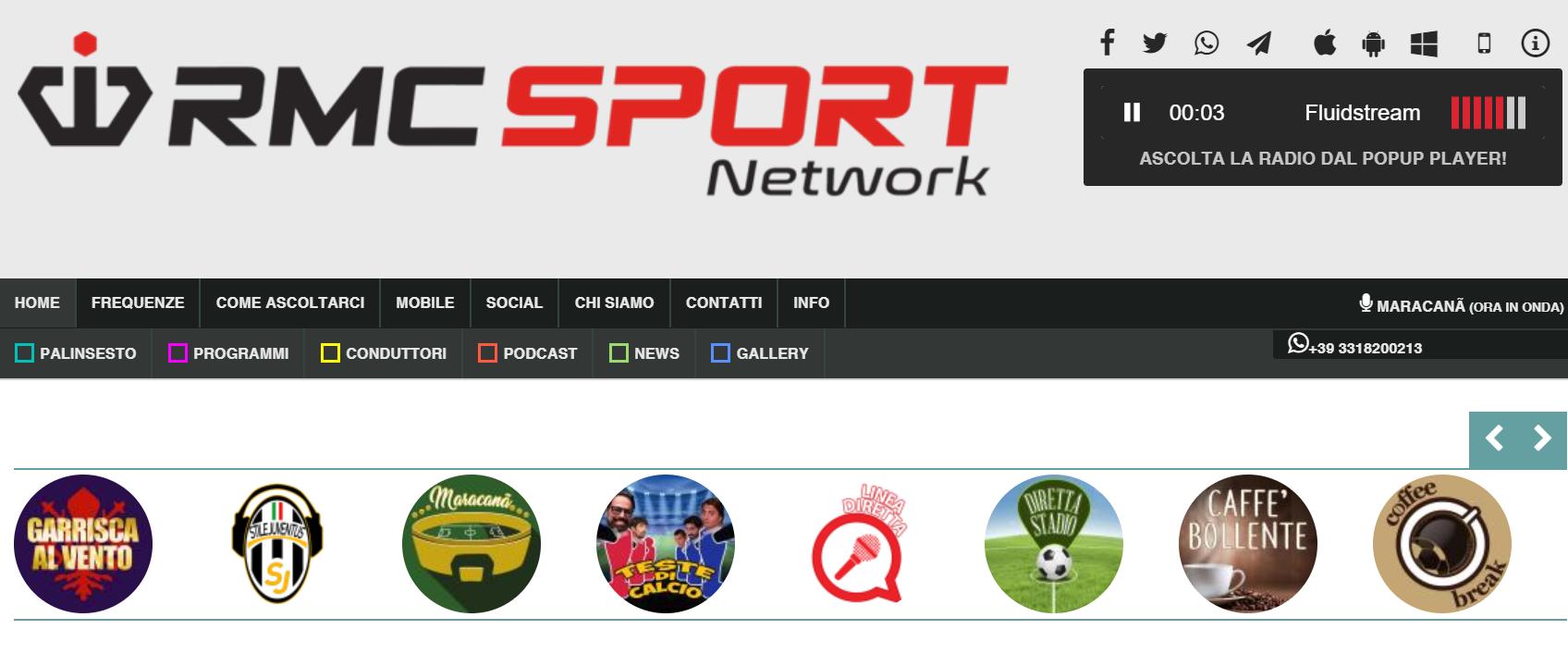 Radio. Ecco i retroscena di RMC Sport Network, la nuova