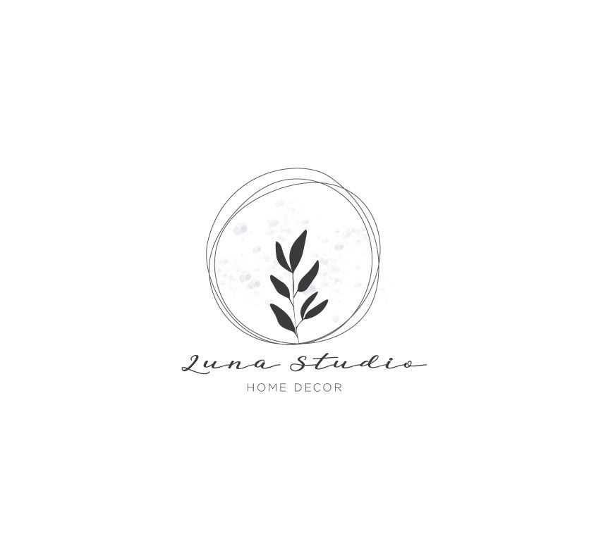 Elegant Logo Design For Wedding Planners Florists Flower Shop
