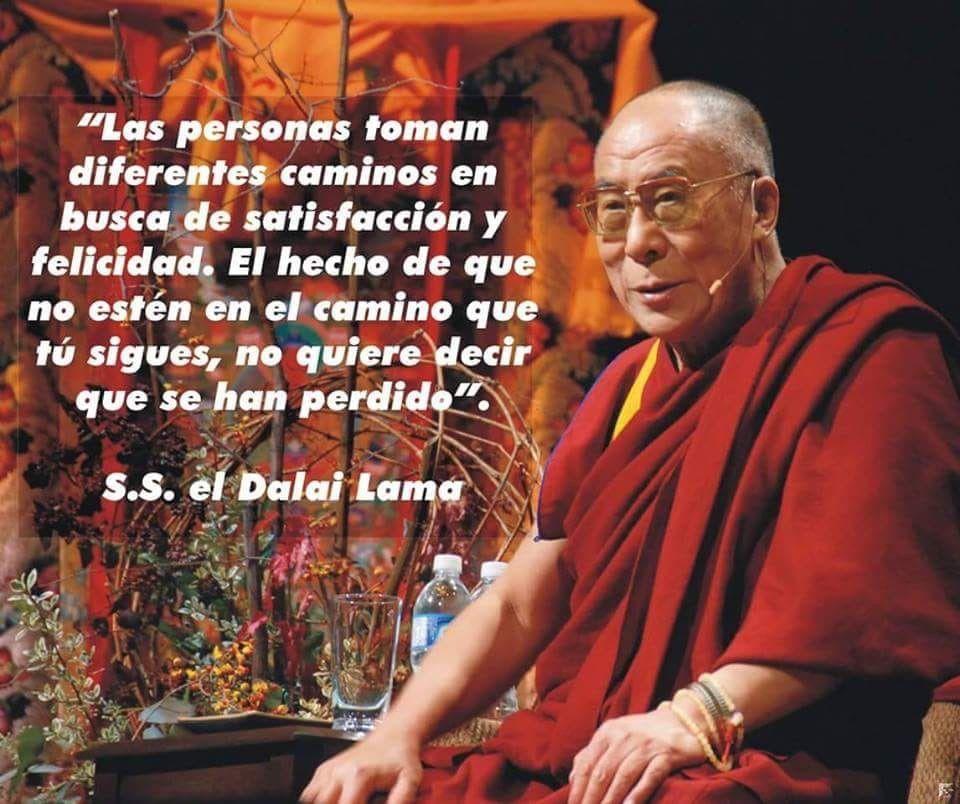 Pin De Carmen Gomis En Dalai Lama Decir Te Quiero Decir No Dalai Lama