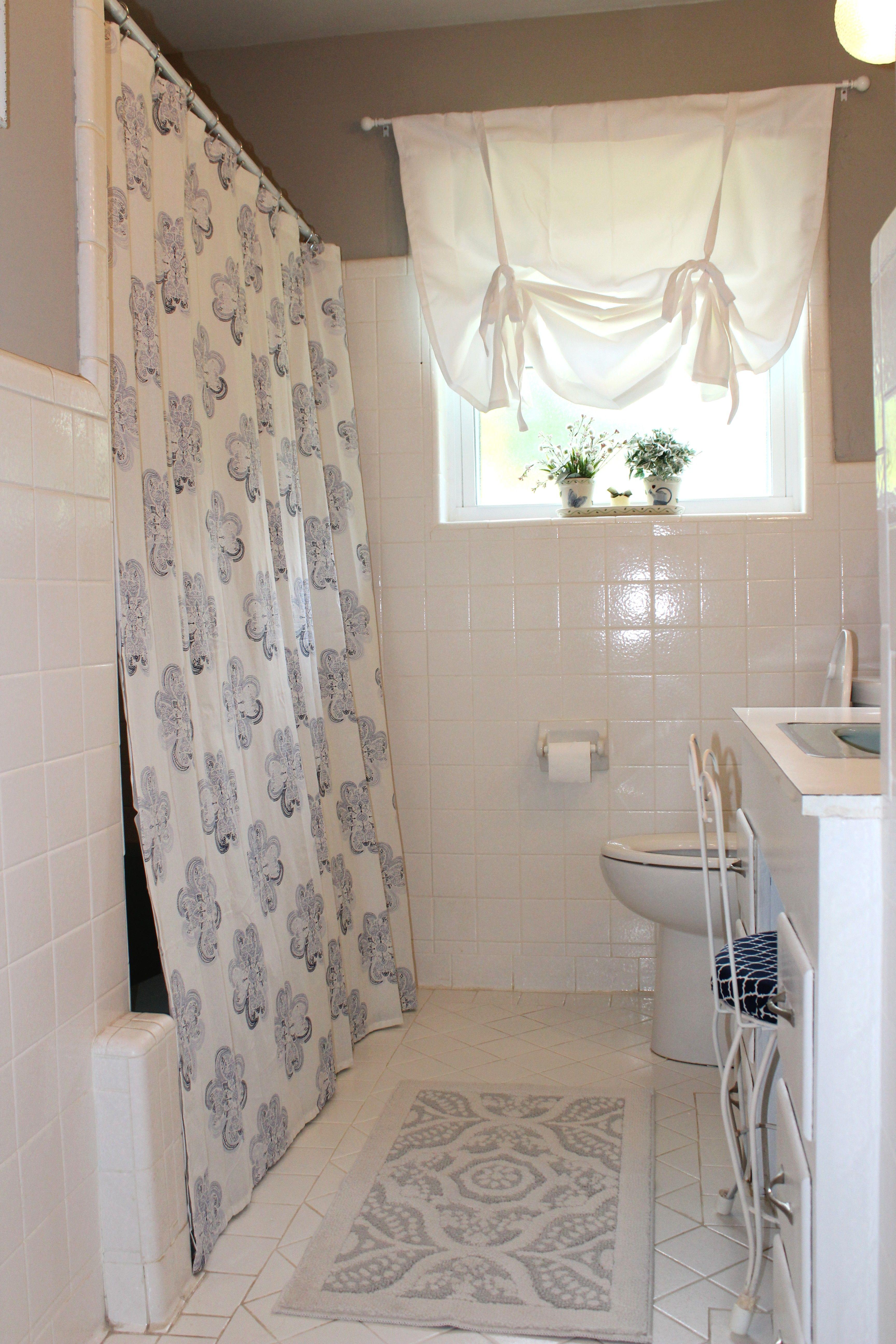1960 S Bathroom Remodel On A Budget Bathrooms Remodel Blue Bathtub Bathroom