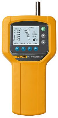 I have one of these Fluke 983 Laser PArticle Counters that I