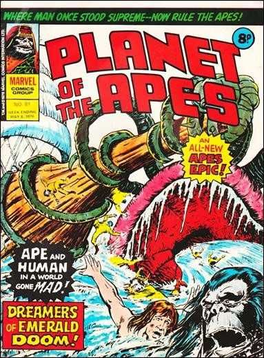 Planet of the Apes #81