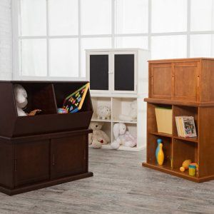 The Caldwell Stacking Bookcase / Storage Collection Image