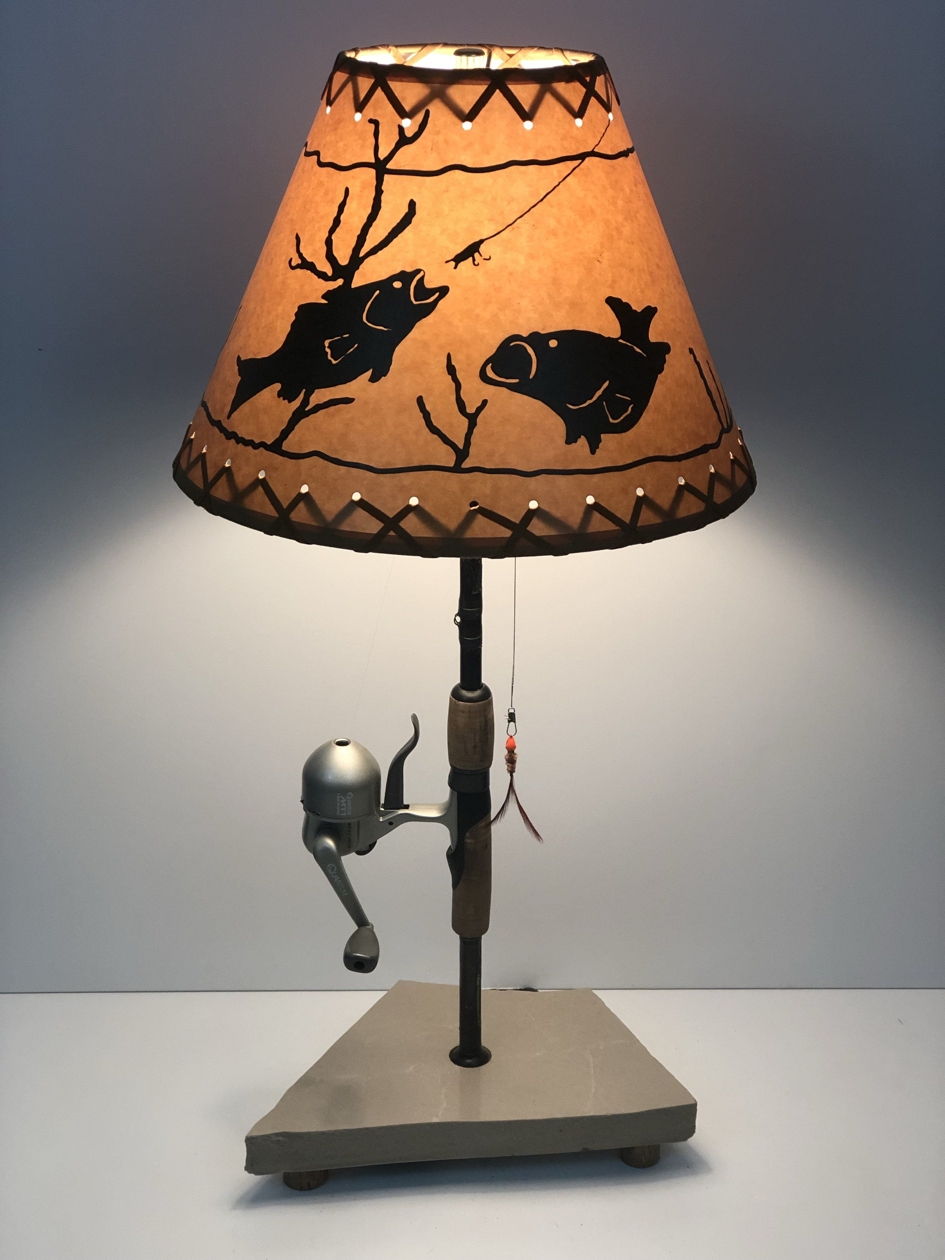 Night Stand Lamp #1556 | Nightstand lamp, Table lamp ...