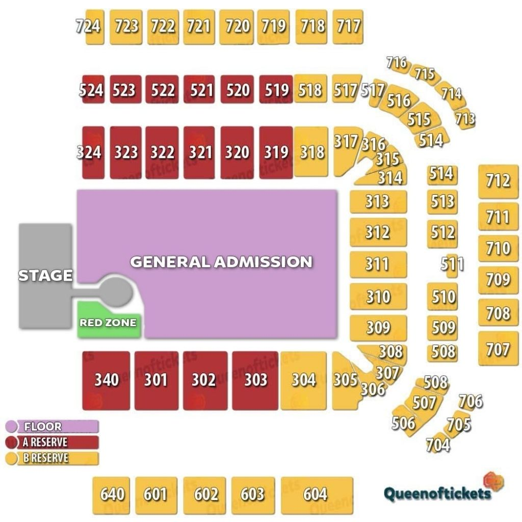Suncorp Stadium Seating Plan Seat Numbers