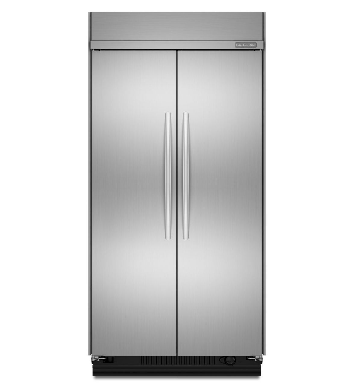 Kitchenaid 174 29 8 Cu Ft 48 Inch Width Built In Side By