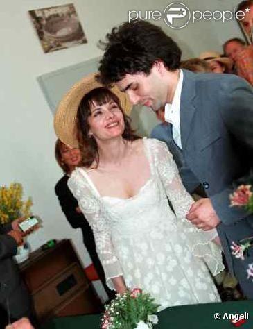 Samuel Benchetrit Et Marie Trintignant : samuel, benchetrit, marie, trintignant, Marie, Samuel, Getting, Married,, Wedding