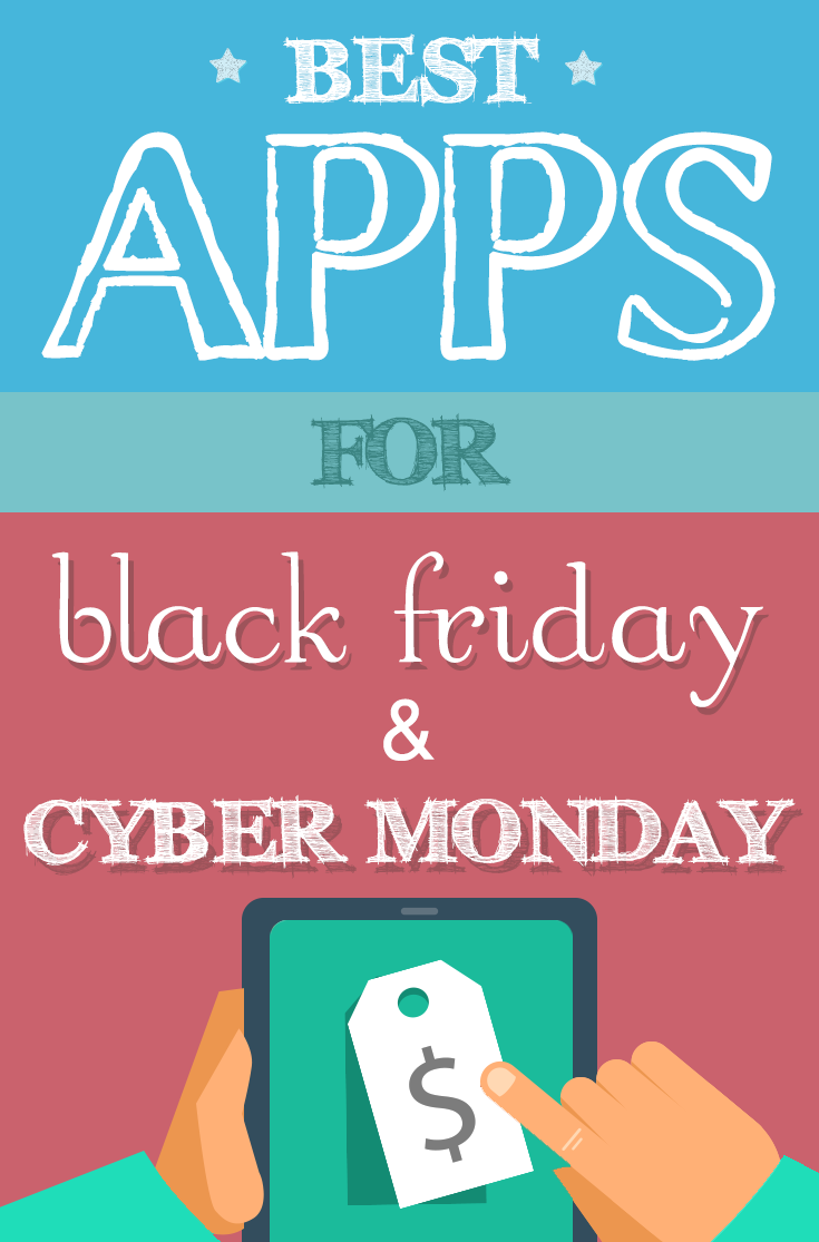 7 Money Saving Shopping Apps You Need For Black Friday and
