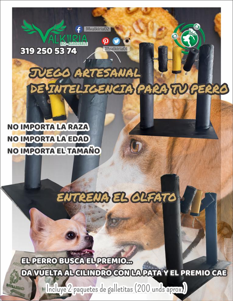 Juego De Inteligencia Para Perro Kg A 60000 120 000 00 Perros Juguetes Para Perros Juegos