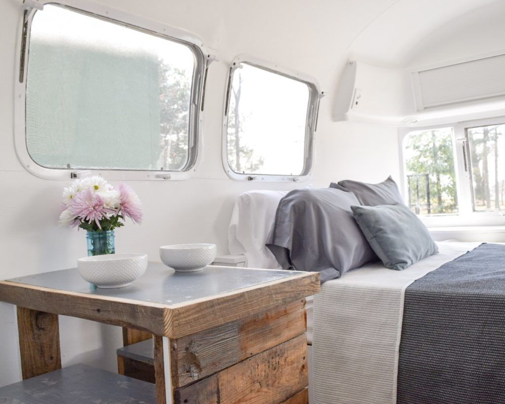 Airstream Remodel and Refresh | Airstream remodel, Airstream and Rv ...