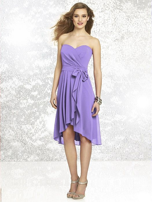 Social Bridesmaids Style 8131 http://www.dessy.com/dresses/bridesmaid/8131/?color=amethyst&colorid=1#.Uq0K8vRDuSo