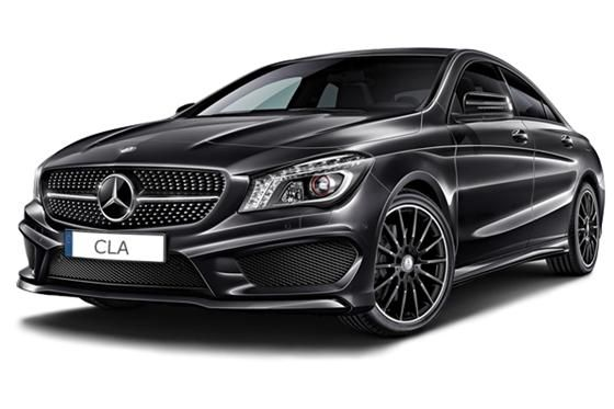 Mercedes Benz Cla Class Coupe Diesel 220 Cdi Amg Sport 4dr 7g Auto