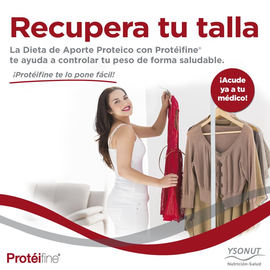 dieta de aporte proteico ysonutz