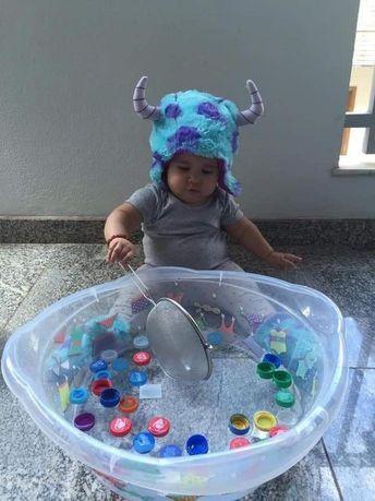 10 idées super faciles pour amuser un jeune enfant