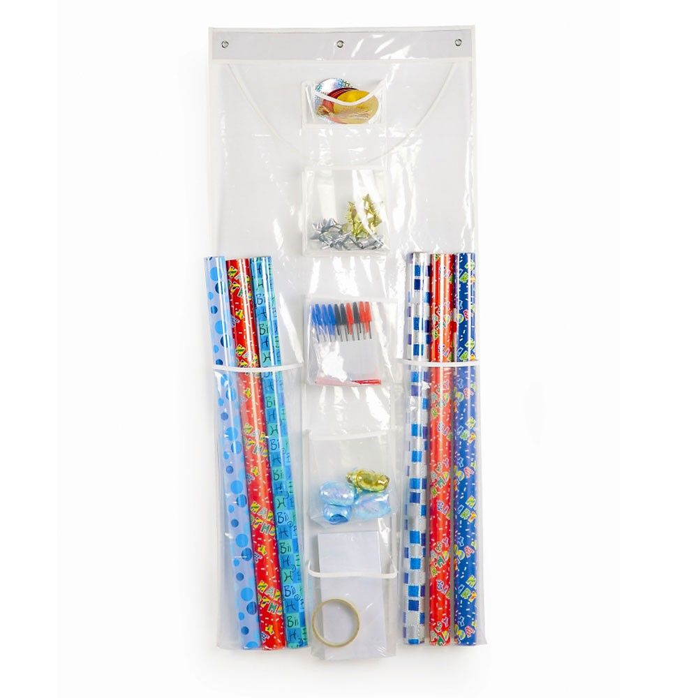 Craft Hobby Over The Door Pocket Organiser Shopping Cheap
