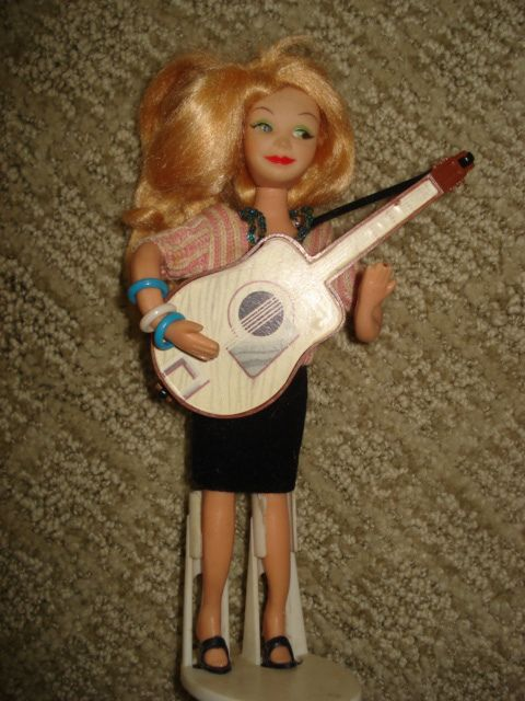 Go-Go's Doll by bigjefftoys, via Flickr  Topper I had this one too