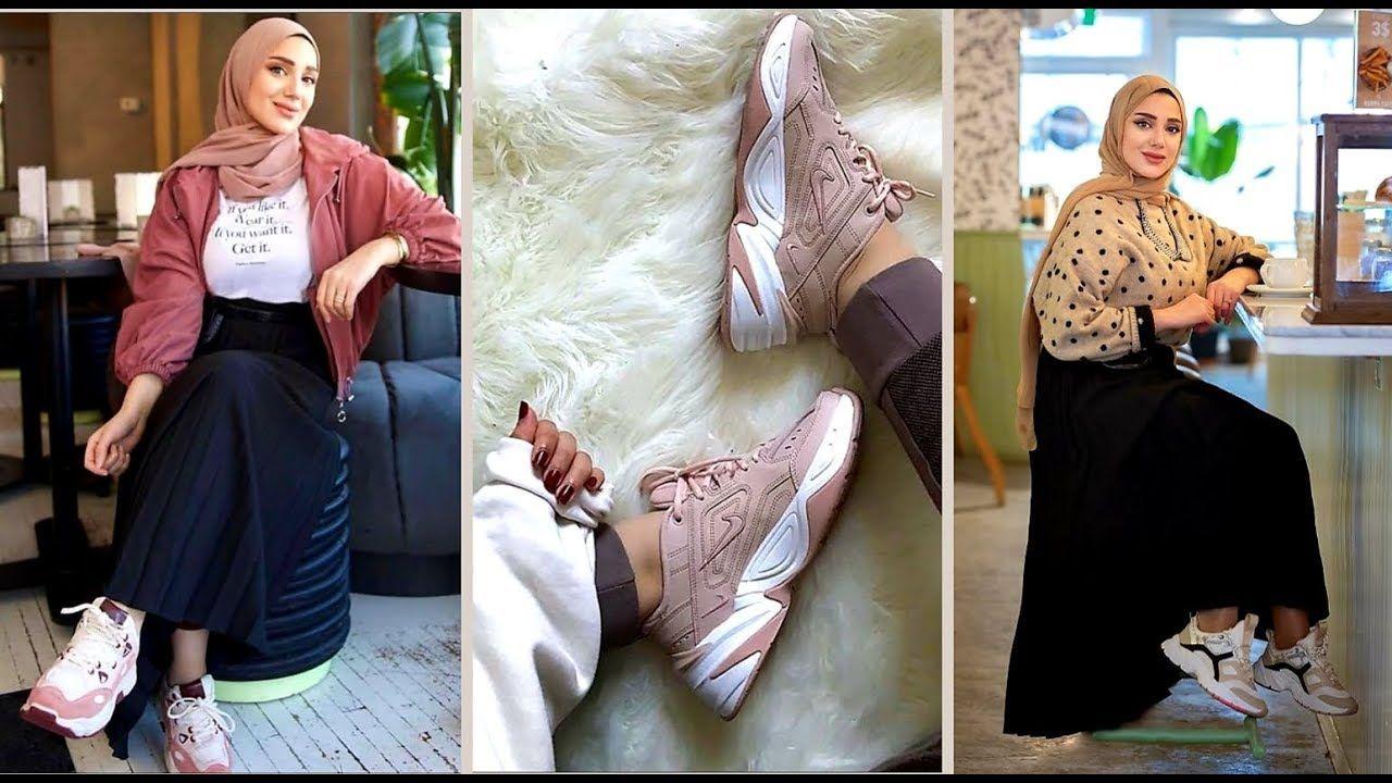 جديد و حصري تنسيقات تنانير مغنية مع حذاء رياضي 2020 جديد الاحذية الرياض Pantsuit Fashion Suits