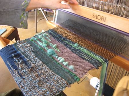 o golly, I really want to start weaving!!!   ART parodies   Weaving