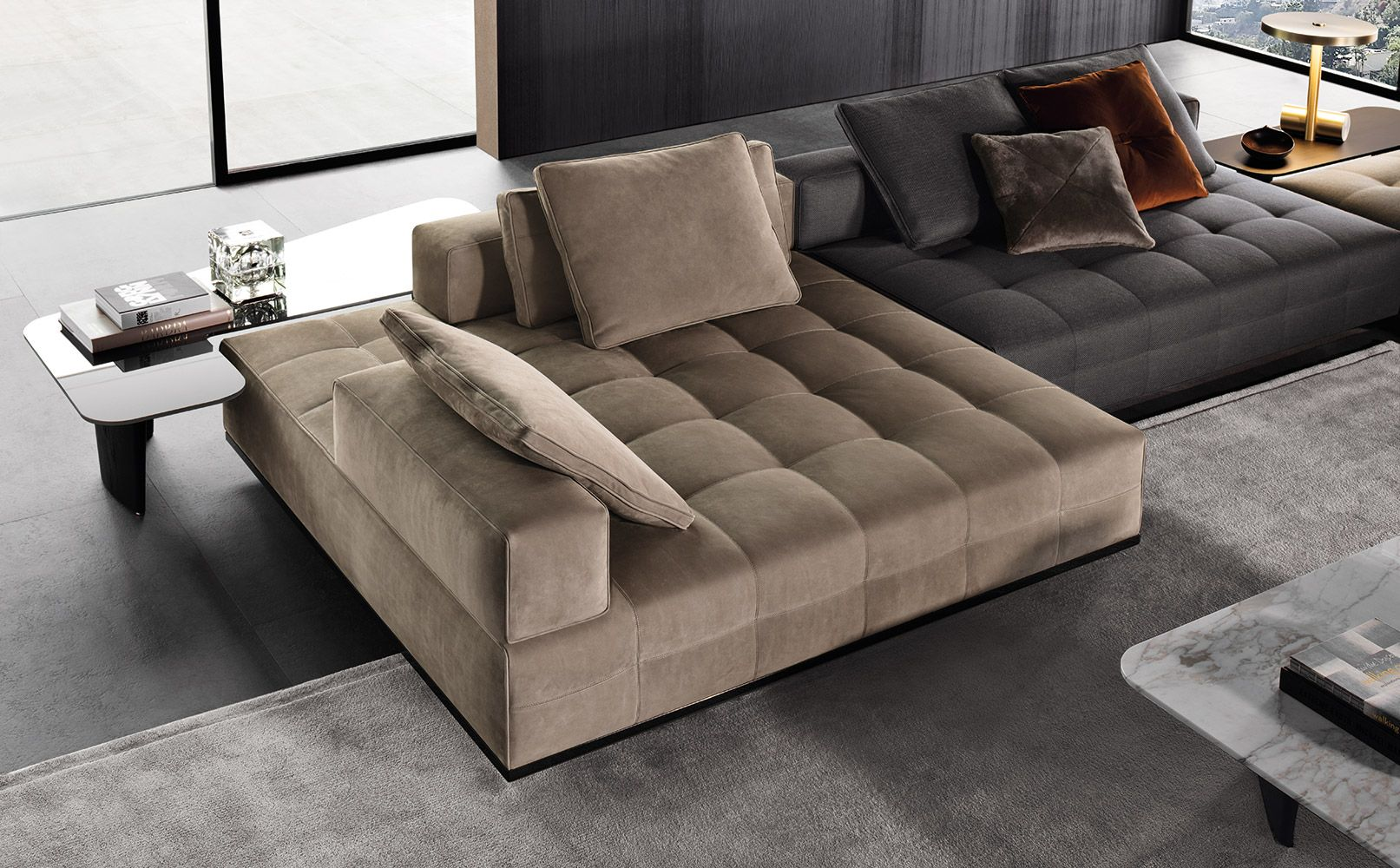 Lawrence Seating System Sofas En With Their Well Defined