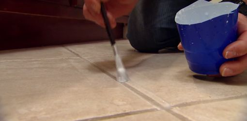 Tips For Cleaning Grout Lines On Tile Floors Clean Grout Grout
