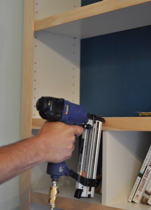 Ikea Shelving Unit Extra Trim Billy Bookcase