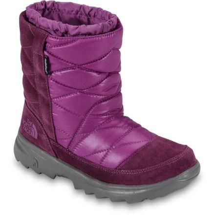 e0d07a35a The North Face Winter Camp Waterproof Boots - Girls' | Baby ...
