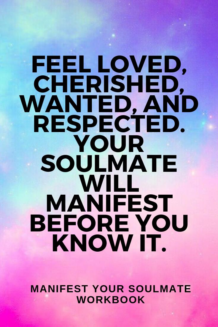 manifesting soul mate relationship