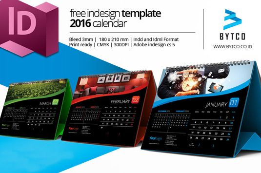 3 Free Calendar Template Designs For 2017 Free Calendar Template