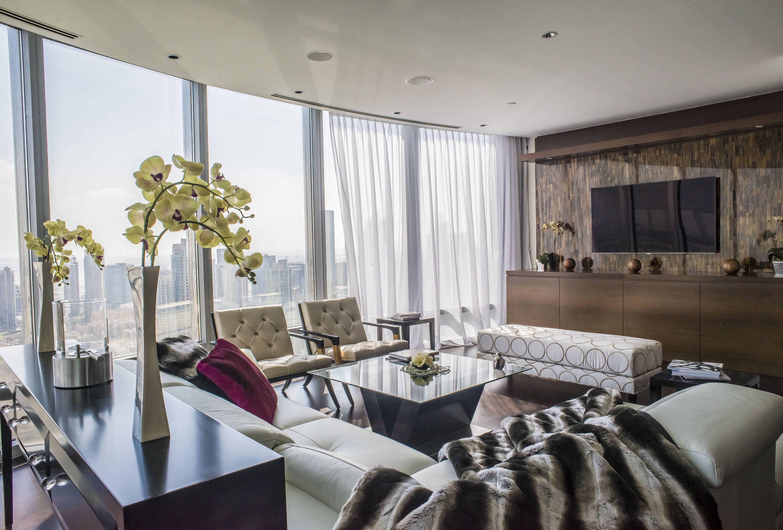 Burj Khalifa Apartment Living Room By Designhaus Medy Apartment