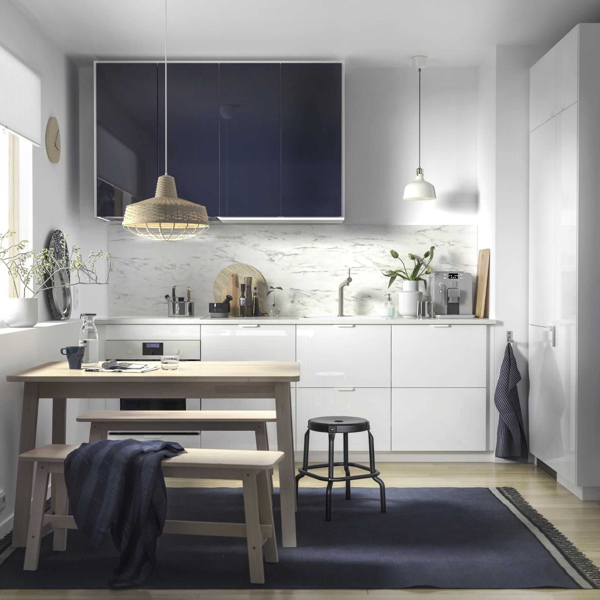 Ikea's new kitchen inspiration for the autumn of 2018