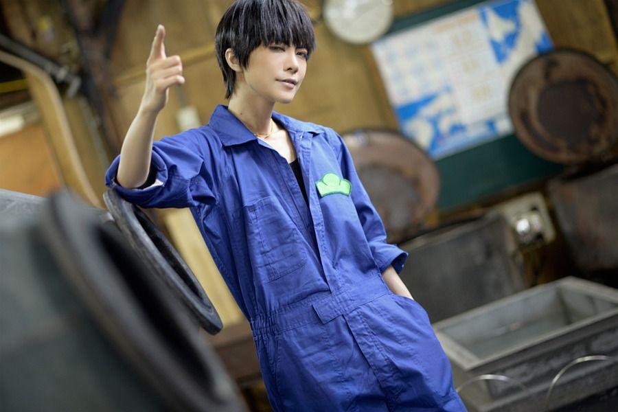 OKAZAKI RYOKO(オカザキリョーコ) Karamatsu Matsuno Cosplay Photo , Cure WorldCosplay