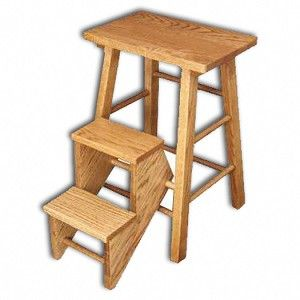Enjoyable Folding Step Stool Oak Kitchen Kitchen Step Stool Squirreltailoven Fun Painted Chair Ideas Images Squirreltailovenorg