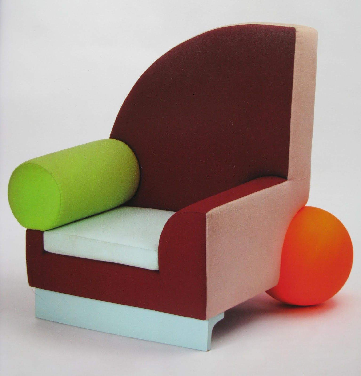 Awesome Memphis Chair Design Images Best Inspiration Home Design  # Muebles Memphis