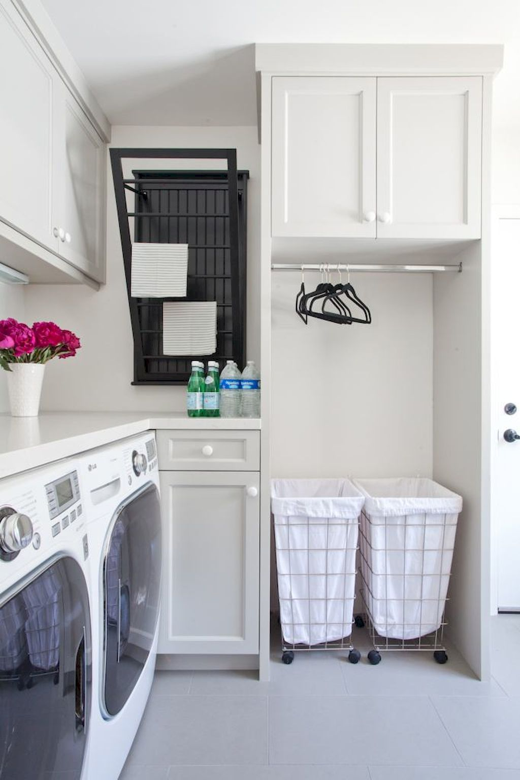Simple and awesome laundry room ideas (11)  Laundry room design