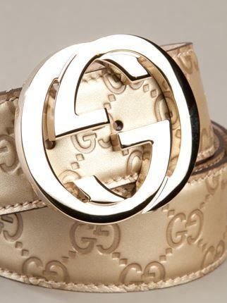 03e541c3741 Gucci Logo Belt - - Farfetch.com