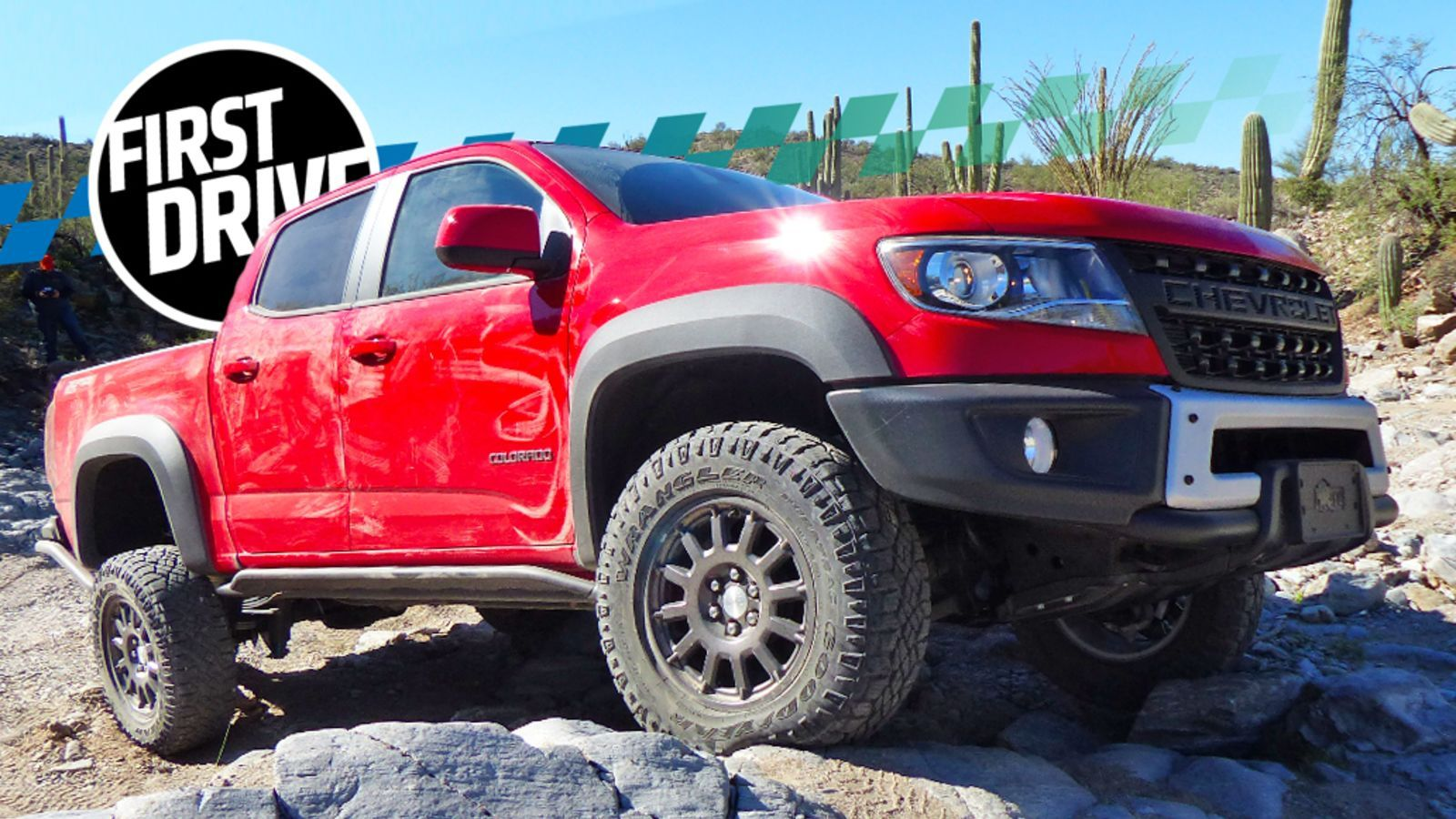 Here S Why The 2019 Chevy Colorado Zr2 Bison Can Take Such A