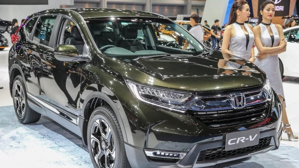 Honda CRV 2019 The (Even) Better Improvement